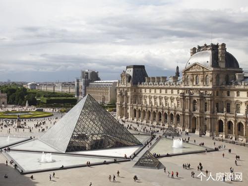 卢浮宫重新开放